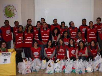 Nueva Acrópolis - Voluntariado