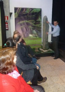 Exposición sobre los druidas