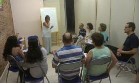 Taller sobre dietética y salud en NA Sabadell