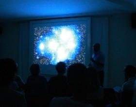 Por la Vía Láctea con el Taller de Astronomía Urania