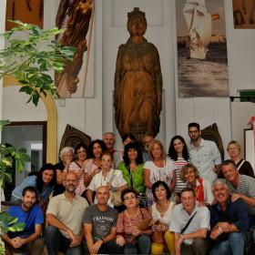 Nueva Acrópolis Cádiz organiza una visita guiada al Panteón de Marinos Ilustres y Museo Naval
