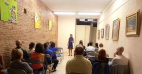 """Conferencia sobre Hipatia en NA Sabadell """"Hipatia, valor y sabiduría"""""""