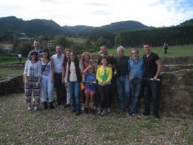 Excursión al poblado romano de Forua en Bilbao