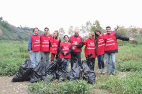 Encuentro de voluntariado ecológico de NA Sabadell y Barcelona