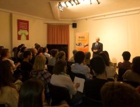 Empiezan los eventos por el Día Mundial de la Filosofía en Nueva Acrópolis Barcelona