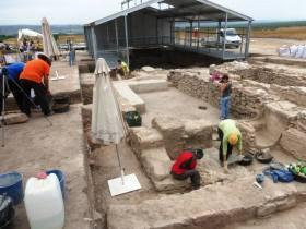 Visita al yacimiento de Cástulo y colaboración en el Museo de Linares