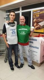 Cádiz colaboró con el Banco de Alimentos