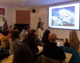 Clase sobre Lao Tse, estableciendo puentes entre culturas