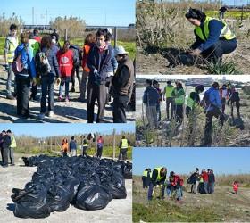 Restauración medioambiental de la Laguna de la Gallega