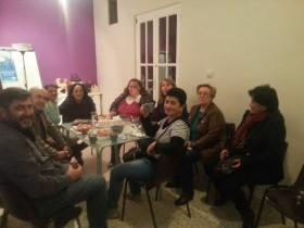 Café – terturlia en el Día de la mujer trabajadora en Jaén