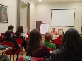 """Conferencia titulada """"La revolución del Tao"""""""
