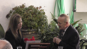 """Recital poético: """"Borges a través de su poesía"""" en Nueva Acrópolis Granada"""