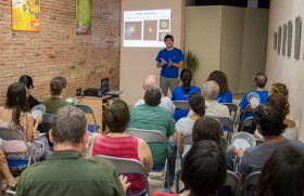 Nueva Acrópolis Sabaddell acerca las estrellas al público a través de un taller sobre constelaciones y mitos