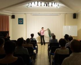 Imaginación y filosofía en la charla de Nueva Acrópolis Barcelona