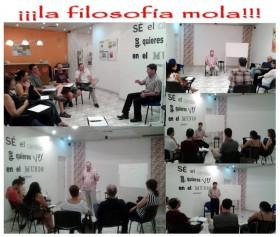 ¡¡¡En verano la filosofía mola!!! en Nueva Acrópolis Zaragoza