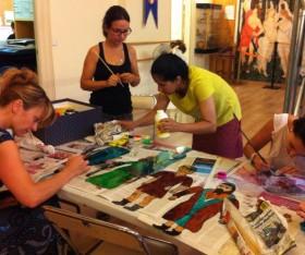 Nueva Acrópolis Barcelona celebra 10 años del proyecto social de sombras chinas Amaterasu