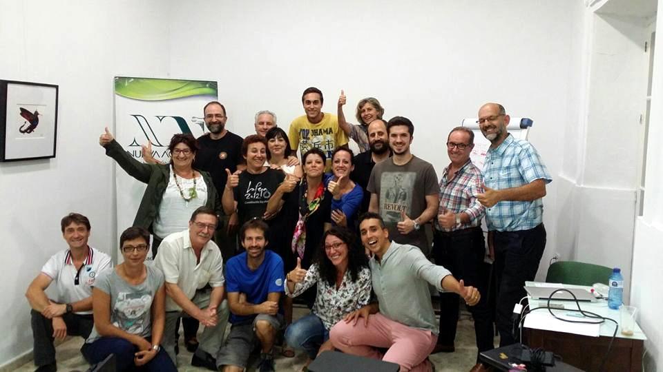 TINCHO REUNION COMUNICACION Y REDES-SEPT.2015