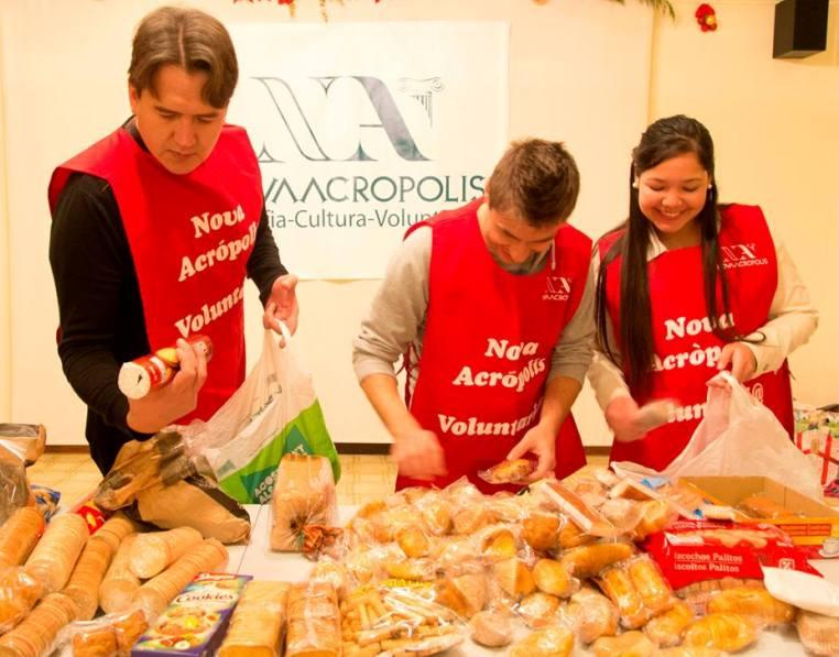 Mercat Solidari y el Día Mundial de la Alimentación