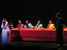Ciclo de Teatro y Filosofía con motivo del Día Mundial de la Filosofía en Nueva Acrópolis Granada