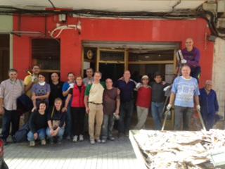 Nueva acr polis castell n colabora en el proyecto de un for Proyecto comedor social