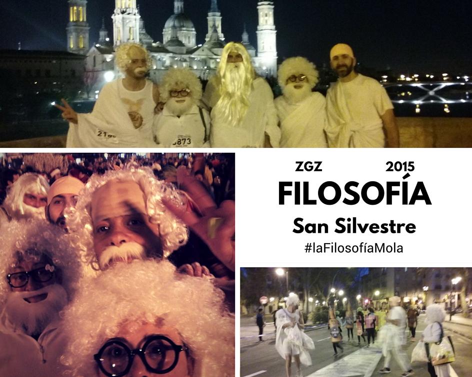 San silvestre 2015