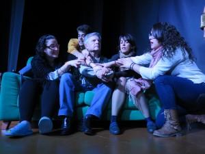 Teatro La Fragua -Llegada a la tierra-