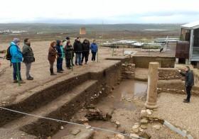 Nueva Acrópolis Jaén promueve el conocimiento de la ciudad íbero-romana de Cástulo