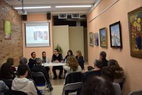 Conmemoración de Día Mundial de la Paz en Nueva Acrópolis Sabadell