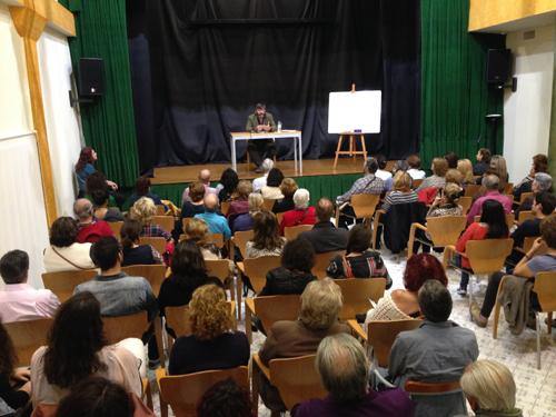 conferencia-Como influyen los pensamientos en el cuerpo, Manuel Ruiz
