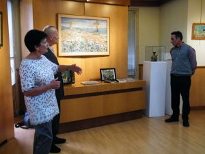2016-6-2- exposicion de maripi en el centro artistico an