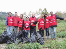 Nutrias en el río Ripoll: voluntarios del Proyecto Ríos celebran la noticia