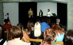 """Micro-charlas en torno al tema """"El mundo interior"""" en Nueva Acrópolis Bilbao"""