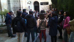 Visita cultural guiada por los conventos de Jaén