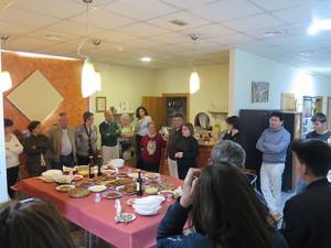 """Degustación de platos típicos del """"Quijote"""" (Alicante, España)"""