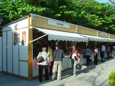 Feria del Libro en Valencia