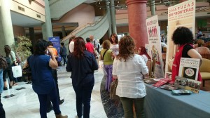 voluntariado gea stand