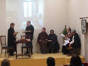 Homenaje a Cervantes (teatro leído)