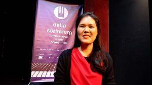 Eun-A Kim, ganadora de la 38 Edición del Concurso Internacional de Piano Delia Steinberg