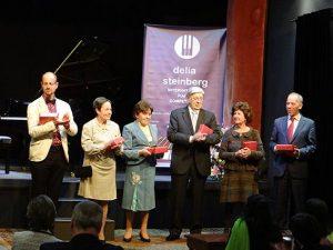 Jurado del Concurso Internacional Delia Steinberg