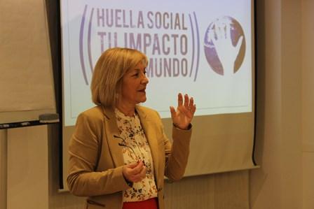 Huella social. Tu impacto en el mundo. Nueva Acrópolis Almería