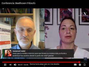 Beethoven filósofo preguntas Acrópolis Almería