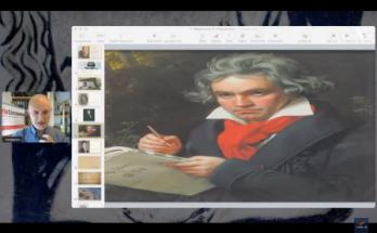 Retrato Beethoven filósofo Acropolis Almeria
