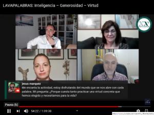 Lavapalabras preguntas Acrópolis Almería