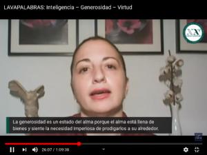 Lavapalabras Generosidad Acrópolis Almería