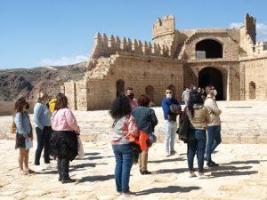 Visita al Monumento de Almería