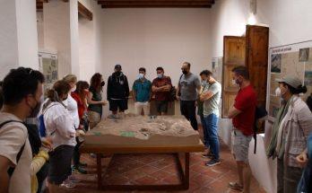 Visita arqueológica a Los Millares 1