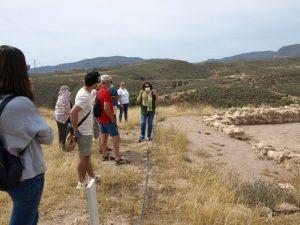 Visita arqueológica a Los Millares 2