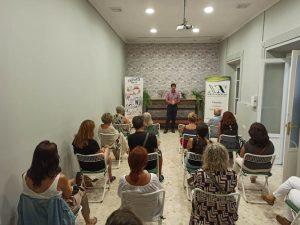 Presentación del libro Yo animal en Cádiz